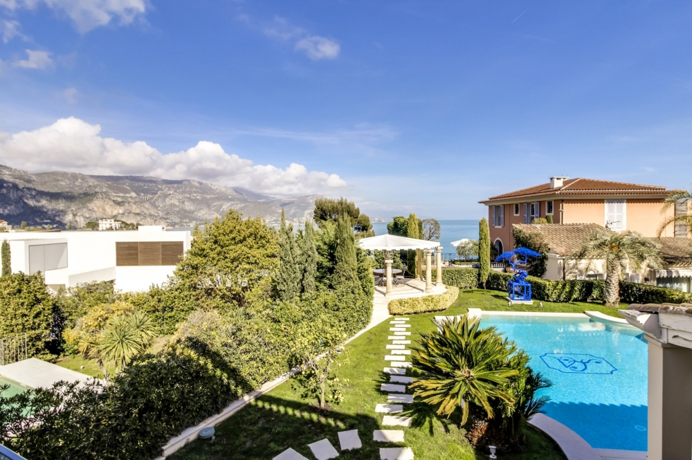 Dotta Villa for sale - TRIANON - Saint-Jean-Cap-Ferrat - img0