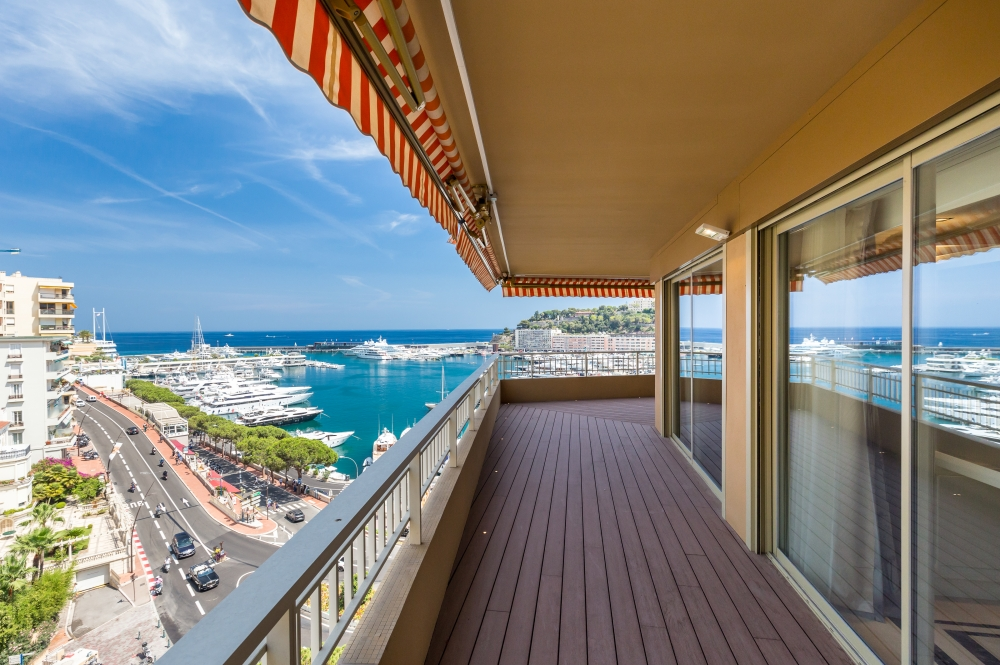 Dotta Appartement de 6+ pieces a vendre - PANORAMA - La Condamine - Monaco - img2
