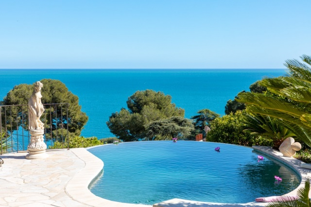 Dotta Villa for rent - VILLA PANORAMA - Eze - eze - imgmiddle